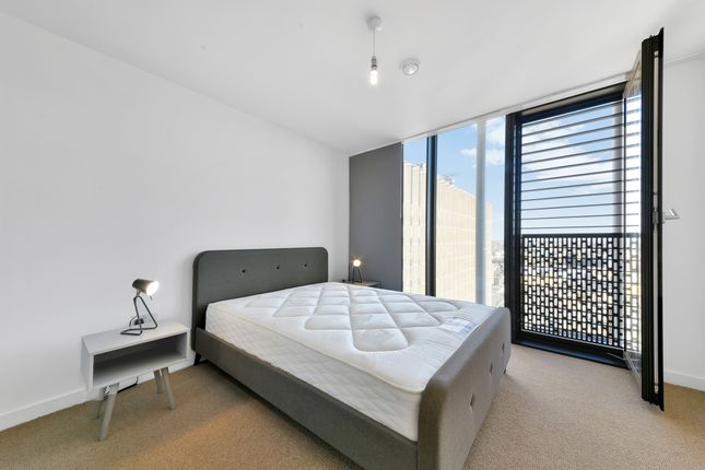 Bedroom of Stratosphere Tower, Stratford, London E15