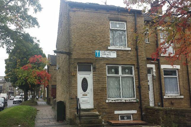 Thumbnail End terrace house for sale in Hartington Terrace, Bradford, West Yorkshire