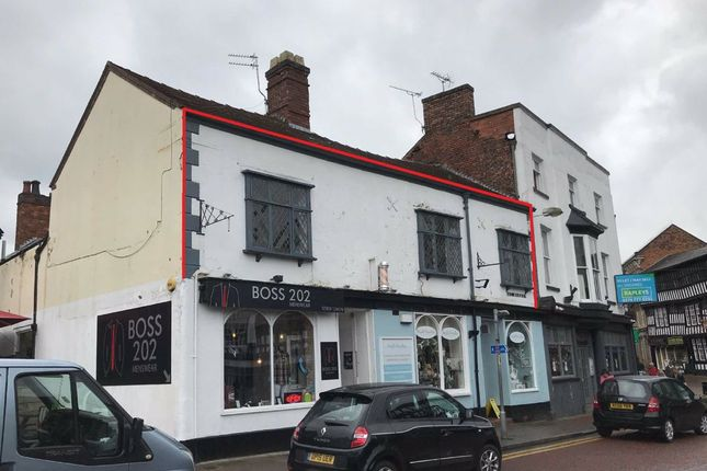Thumbnail Retail premises to let in Oatmarket, Nantwich, Cheshire