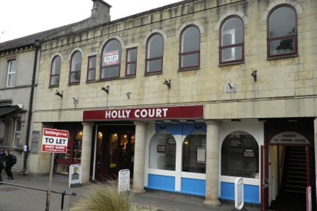 Thumbnail Commercial property to let in Holly Court, High Street, Midsomer Norton