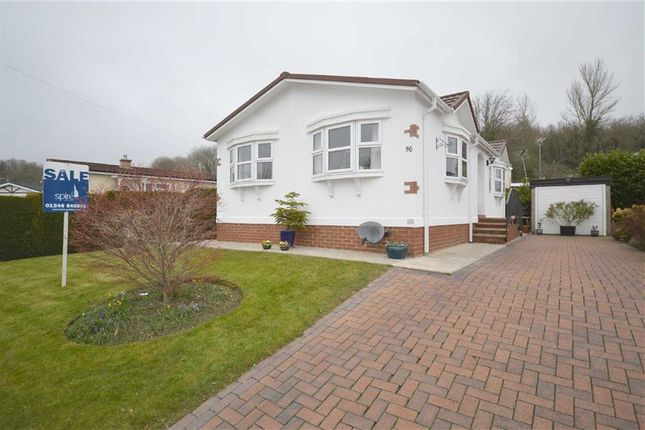 Thumbnail Bungalow for sale in Brookfield Park, Old Tupton, Chesterfield, Derbyshire