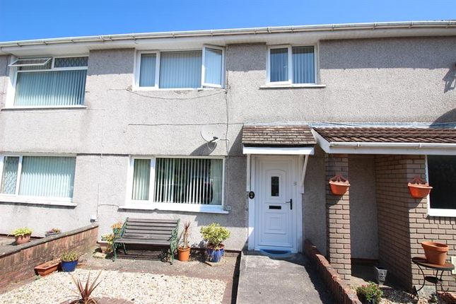 Thumbnail Flat for sale in Porset Close, Caerphilly