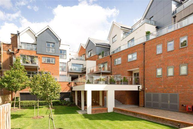 Thumbnail Flat for sale in Bridgewater Lodge, Bridgewater Terrace, Windsor, Berkshire