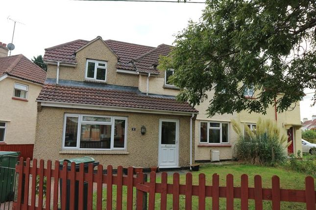 Thumbnail Semi-detached house to rent in Canterbury Street, Chippenham
