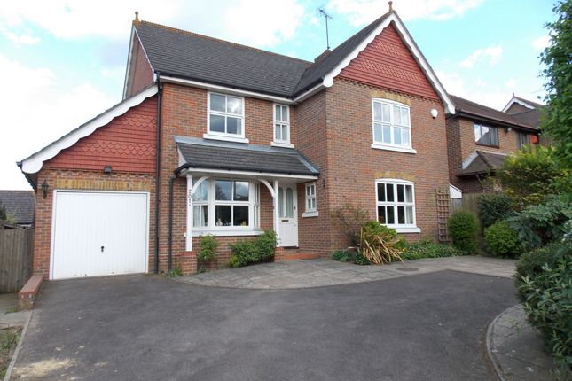 Thumbnail Detached house for sale in Maidstone Road, Rochester