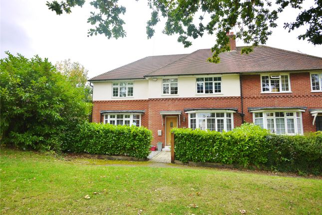 Thumbnail Semi-detached house for sale in Warleywoods Crescent, Brentwood, Essex