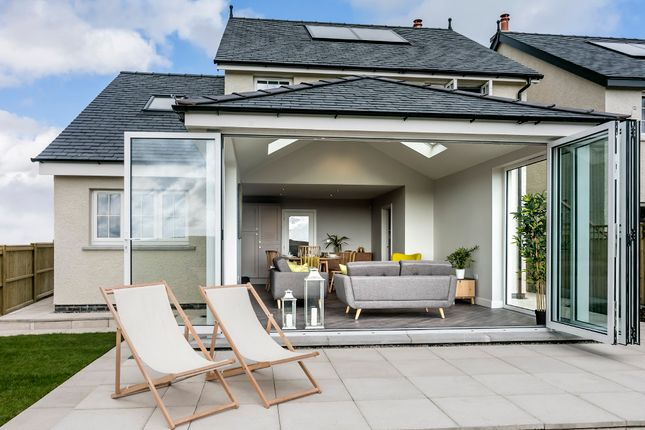 Thumbnail Detached house for sale in Plot 5, Ash Tree Court, Scales