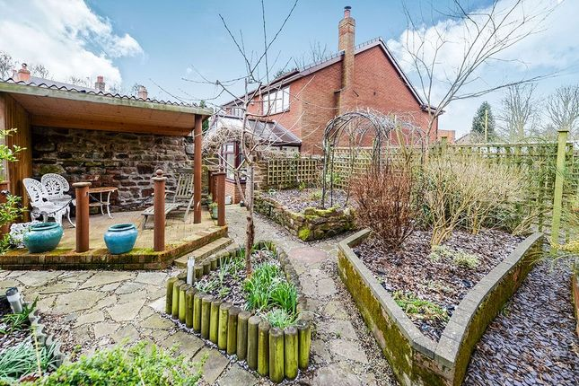 Thumbnail Detached house for sale in Millicent House Wood Lane, Huyton, Liverpool