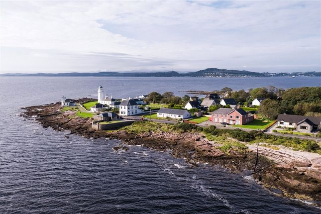 Thumbnail Detached house for sale in Old Pier House, Toward, Dunoon