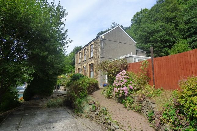 Thumbnail Detached house for sale in The Highlands, Neath Abbey, Neath.