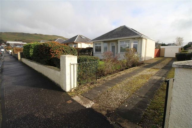 Thumbnail Detached bungalow for sale in Sinclair Drive, Largs, North Ayrshire