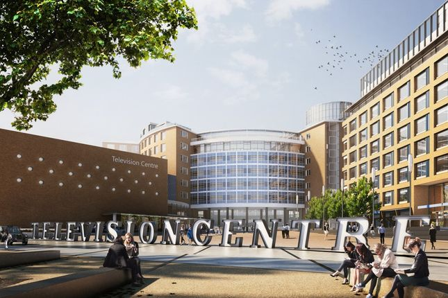 Thumbnail Flat for sale in Television Centre, Shepherds Bush