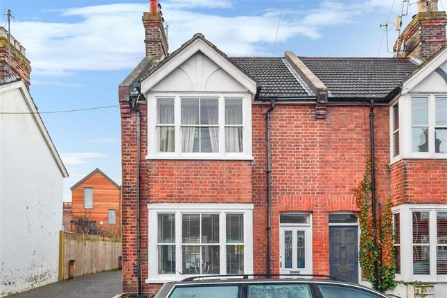 Thumbnail Terraced house for sale in Morris Road, Lewes, East Sussex