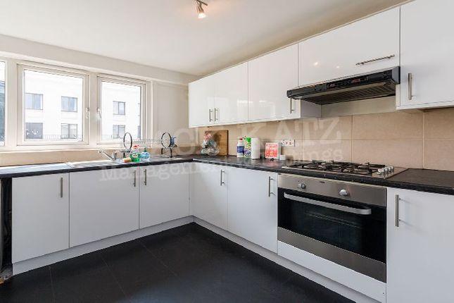 Thumbnail Flat to rent in Shalfleet Drive, London
