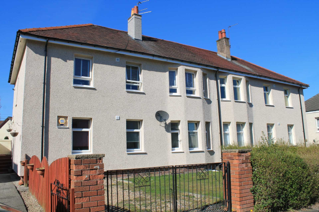 Thumbnail Cottage to rent in Bruce Road, Paisley, 4Sq