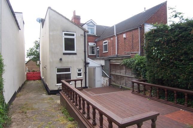 Thumbnail Semi-detached house to rent in Clipstone Road West, Forest Town, Mansfield