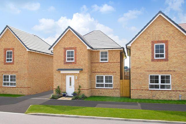 "4 bed detached house for sale in ""Kingsley"" at St. Benedicts Way, Ryhope, Sunderland SR2"