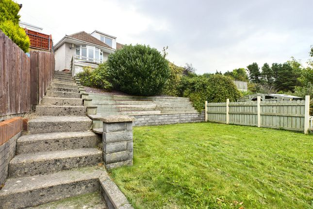 Thumbnail Bungalow for sale in Hawthorn Road, Beaufort, Ebbw Vale, Gwent