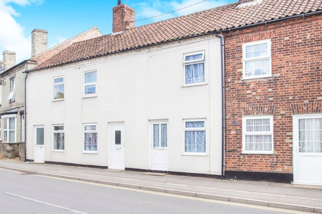 Thumbnail Terraced house for sale in London Street, Swaffham