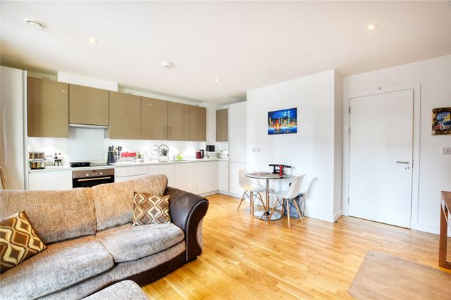 Thumbnail Flat for sale in Vega House, 17 Prize Walk, London