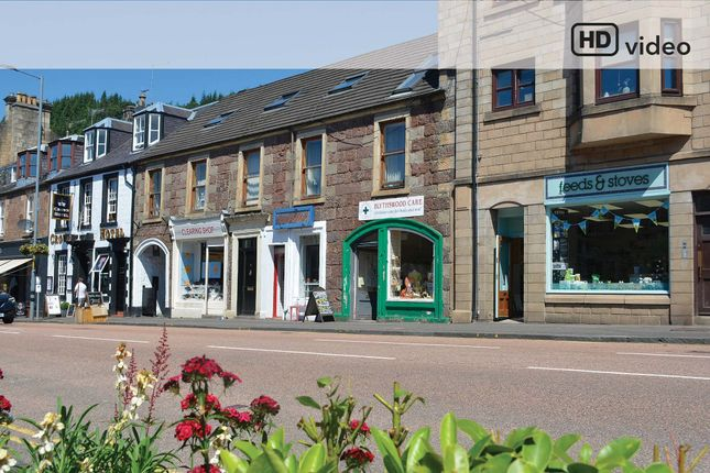 Thumbnail Flat for sale in Victoria Court, Main Street, Callander