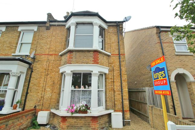 Thumbnail Flat for sale in Birkbeck Road, Enfield