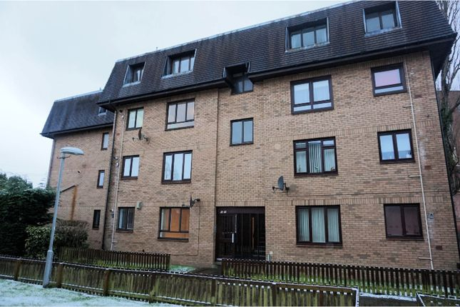 Thumbnail Flat for sale in Anchor Avenue, Paisley