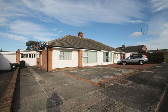 Thumbnail 3 bed bungalow for sale in Brookfield Crescent, Newcastle Upon Tyne