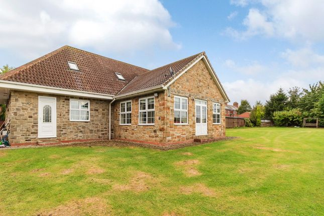 Thumbnail Detached bungalow for sale in Netherton Park, Morpeth, Northumberland