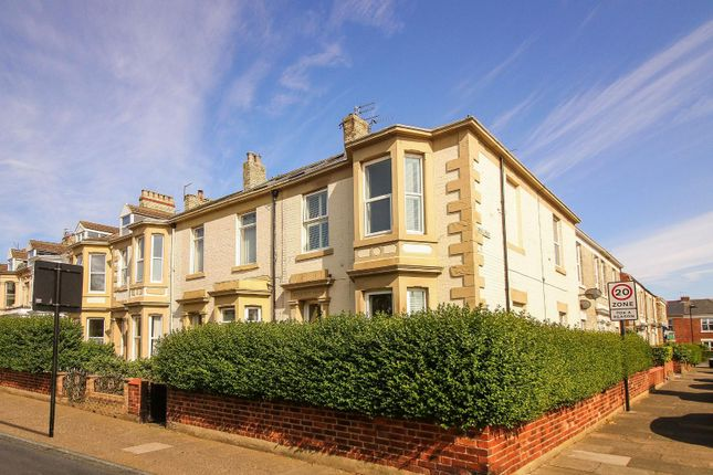 Thumbnail Terraced house for sale in Linskill Terrace, North Shields