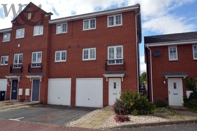 Thumbnail Terraced house for sale in Campion Gardens, Erdington, Birmingham