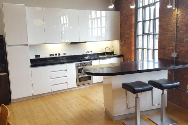 2 bed flat for sale in Ellesmere Street, Manchester