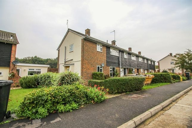 Thumbnail End terrace house to rent in Stackfield, Harlow, Essex