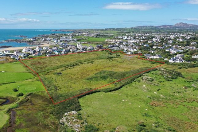 Thumbnail Land for sale in Lon Towyn Capel, Trearddur Bay