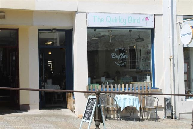 Restaurant/cafe for sale in The Quirky Bird Cafe, 34, Market Jew Street, Penzance