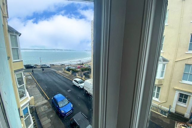 2 bed flat for sale in Flat 4, Victoria Street, Tenby, Pembrokeshire SA70