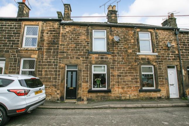 Thumbnail Terraced house for sale in Victoria Street, Dronfield, Derbyshire