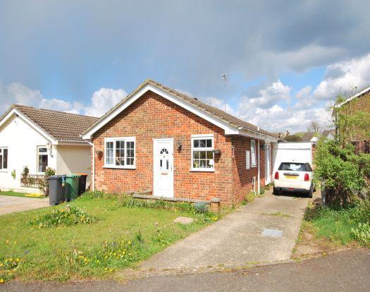 Thumbnail Detached house to rent in Grasmere Way, Leighton Buzzard