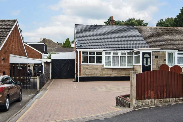 Thumbnail Semi-detached bungalow for sale in Chase Road, Chasetown, Burntwood