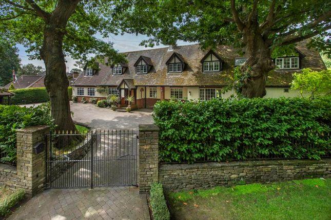 Thumbnail Detached house for sale in Bakeham Lane, Englefield Green, Egham