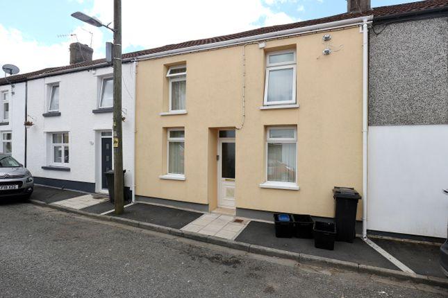 Thumbnail Terraced house for sale in Upper Row, Merthyr Tydfil
