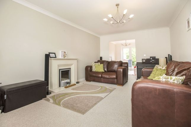 Thumbnail Detached house for sale in Alpine Close, Lostock Hall, Preston