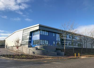 Thumbnail Warehouse to let in Blu, 1 Featherstone Road, Wolverton Mill, Milton Keynes