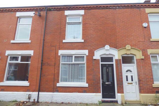 Thumbnail Terraced house to rent in Gresham Street, Denton, Manchester