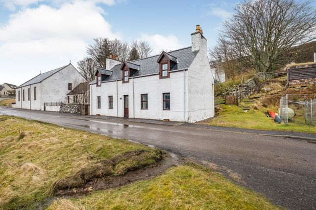 3 bed detached house for sale in Camusterrach, Strathcarron IV54