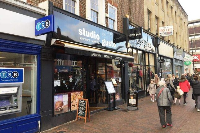 Thumbnail Restaurant/cafe for sale in High Street, Bromley