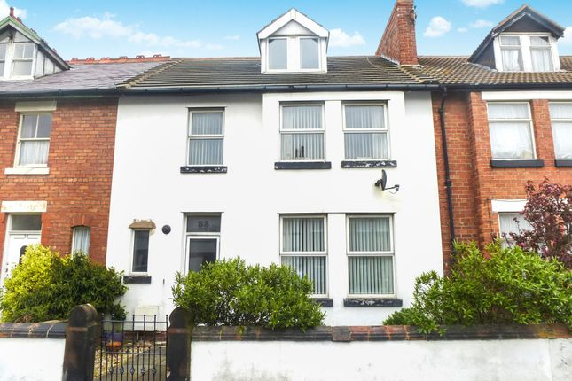Thumbnail Terraced house for sale in Alderley Road, Hoylake, Wirral