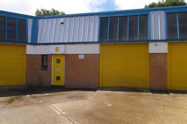 Thumbnail Light industrial to let in Unit 5, Josselin Court, Josselin Road, Wollaston Industrial Estate, Basildon, Essex
