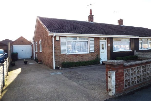 2 bed bungalow to rent in Anslow Avenue, Sutton In Ashfield