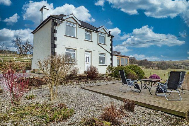 3 bed detached house for sale in Garth Isaf, Fron Goch, Bala, Gwynedd LL23